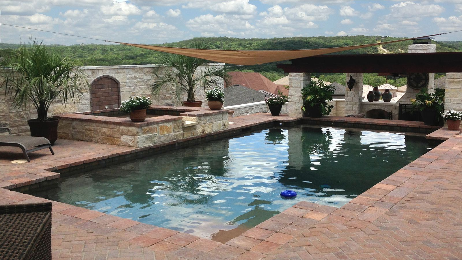 san antonio pool construction boerne pool design kerrville pool