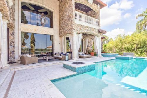 Outdoor Living with a Beautiful View